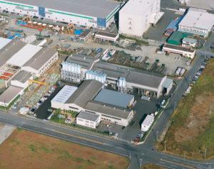 鱗状黒鉛・土状黒鉛・カーボン(炭素材)の加工メーカー 丸豊鋳材製作所